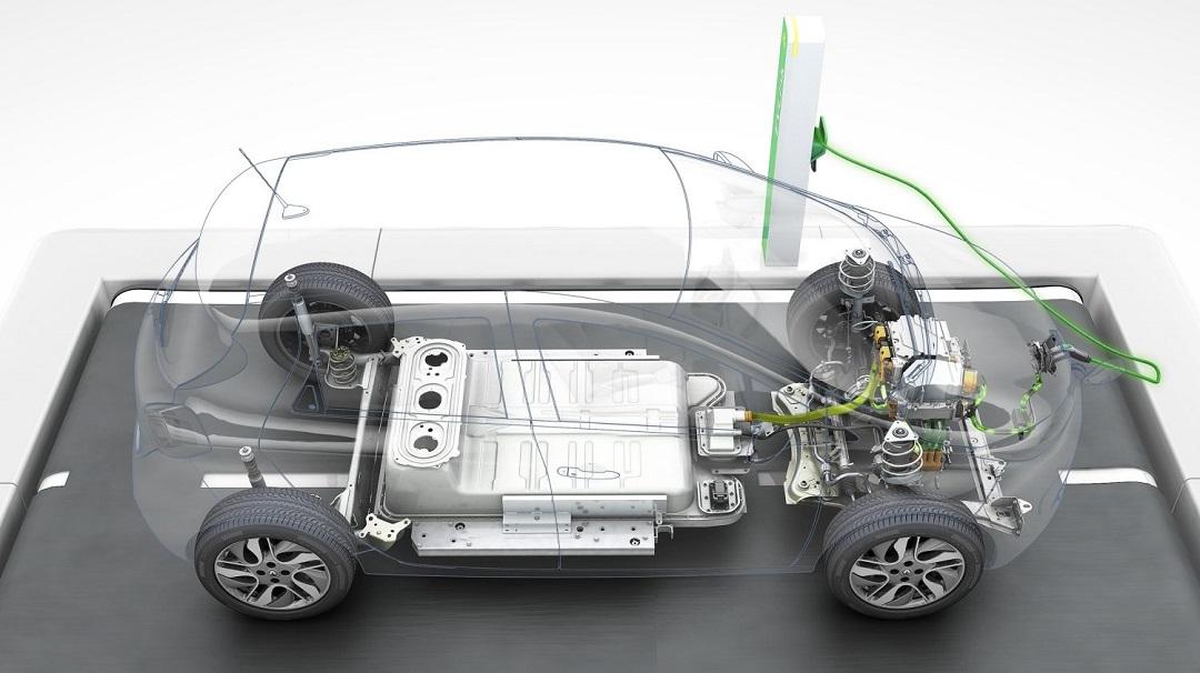 bateria elektromobilu renault zoe