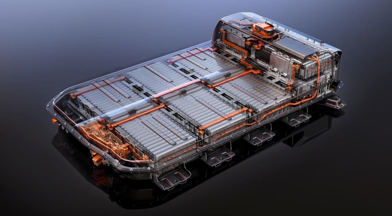 bateria elektromobilu chevrlotet bolt