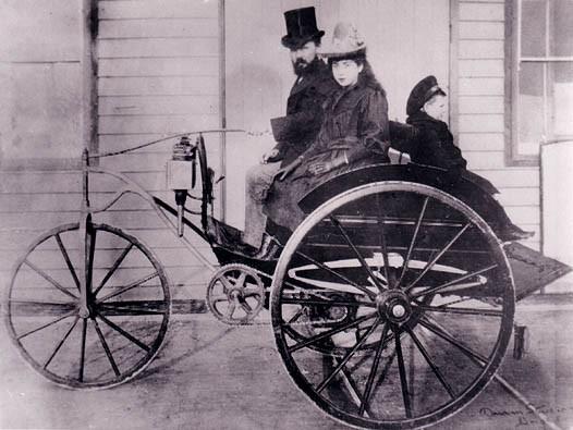 elektromobil magnus volk 1888