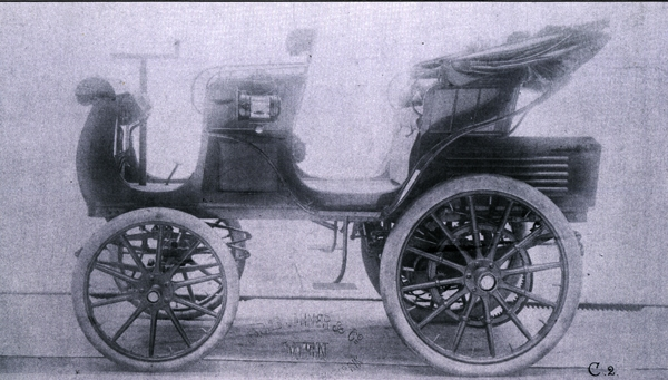elektromobil porsche p1