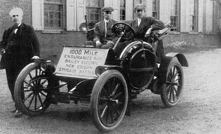 Prvý elektromobil
