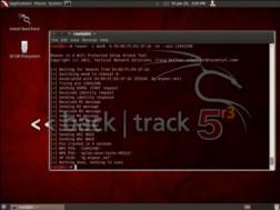 Reaver - hack s použitím PINu