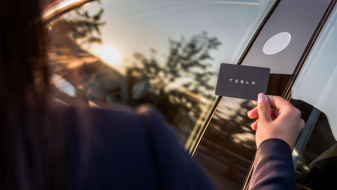 Nový model Tesla 3 2018