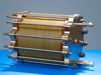 Membránový elektrolyzér