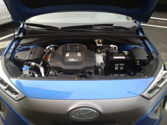Motor elektromobilu Hyundai Ioniq Electric